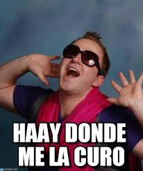 Funny Gay Guy Memes - haay donde me la curo gay guy gabe meme on memegen