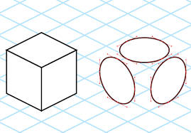 quick tip how to draw isometric circles in adobe illustrator