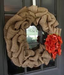 burlap wreaths how to make a big burlap wreath the creek line house