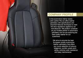 Car Upholstery Company Lgs Leather Pte Ltd Sgcarmart