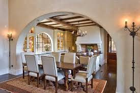 dining room glass cabinet arch designs for dining room dining room mediterranean with glass