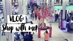 Muji Store Nyc Shop With Me Nyc Muji H U0026m Macys Youtube