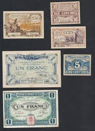 numero de chambre de commerce collection of 42 diferent chambres de commerce banknotes