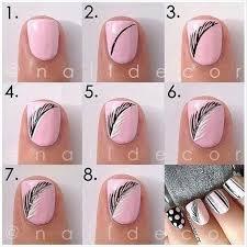 n gel selber designen nägel selber machen mit nagellack in der nageldesign selber machen