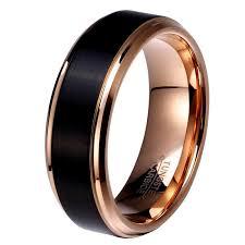 jewelry rings mens images Boys rings men 39 s rings men 39 s rings rings 8mm 6mm 4mm black rose jpg