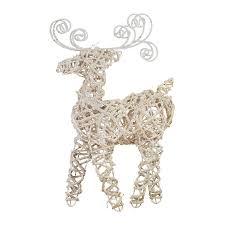 shop oddity 2 pack tabletop figurine reindeer indoor