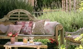 country garden patio space home outdoors country garden style