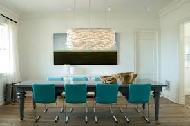 turquoise dining chairs design ideas
