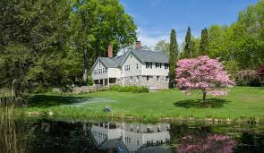 house and barn house hunting 7 homes with ponds