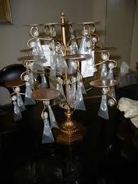chandelier cupcake stand opulent treasures chandelier cupcake stand hugs kisses designs