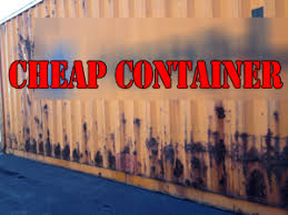 looking for cheap shipping containers for sale containerauction com