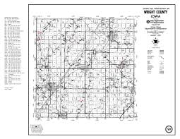 Rowan Map Maps Wright County Map City Of Belmond Map City Of Clarion Map