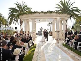 orange county wedding venues st regis resort monarch wedding locations orange county