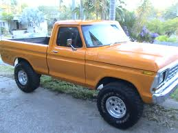 Ford F100 1975 1979 Ford F100 Information And Photos Momentcar