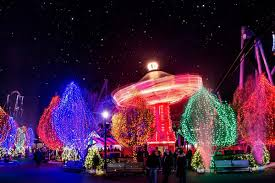 sweet lights hershey pa how to save at hershey s christmas candylane family vacation critic