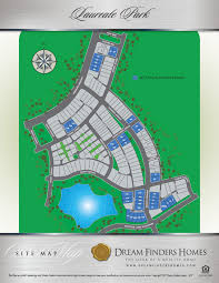 Disney World Orlando Park Map by Laureate Park Now Selling Dream Finders Homes