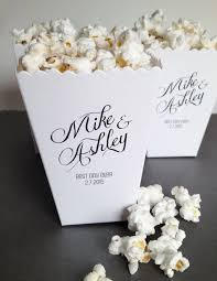 best 25 popcorn wedding favors best 25 wedding popcorn bar ideas on diy wedding bar