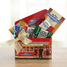 ghirardelli gift baskets 33 best california s own ghirardelli chocolate images on