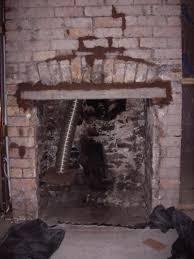 opening up a fireplace diynot forums
