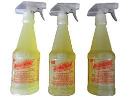 la totally awesome la s totally awesome all purpose cleaner degreaser spot remover
