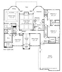 barton creek house floor plan frank betz associates