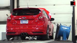 ford focus st aftermarket roush performance ford focus st exhaust