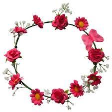 style flower flower halos mia beauty
