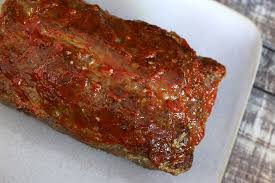 home style meatloaf with barbecue glaze recipe