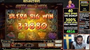 halloween slots one hit wonder on casino slot