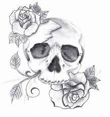 skull tattoo images free skulls drawings free download clip art free clip art on