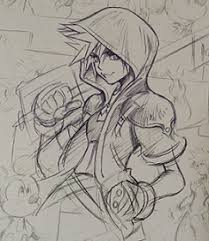 your favorite kh drawing done by nomura