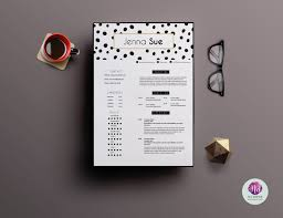 2 Page Resume Examples by Creative 2 Page Cv Template Resume Templates Creative Market