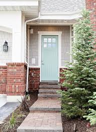 Front Door Colors For White House Best 25 Exterior Paint Colors For House With Stone Ideas On