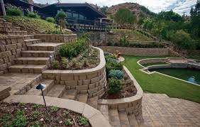 Creative Landscape Design by Retaining Walls Designs Nh Landscape Design For Retaining Wall