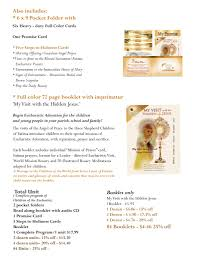 children s rosary print out materials children of the eucharist