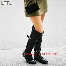 womens boots zipper back popular combat boot fashion buy cheap combat boot fashion lots