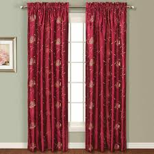 Rooster Lace Curtains by Burgundy Lace Kitchen Curtains Red Kitchen Curtains And Valances
