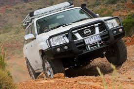 nissan patrol australia accessories nissan sends off the y61 series patrol by giving it more of what