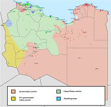 Map Of Libya Gcr News Chinese Consortium To Invest 36bn In Libyan