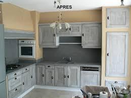 relooker une cuisine relooker meuble cuisine sans peindre argileo