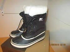 sorel womens boots size 11 sorel s winter carnival boot black size 11 ebay