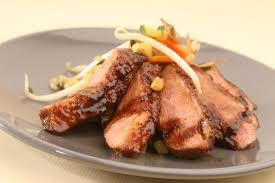 cuisine sucré salé wok de légumes à l asiatique et filet de canette sucré salé grazia