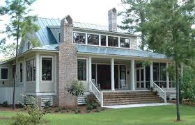 low country house plans home office