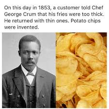 What If I Told You Potato Meme - dopl3r com memes on this day in 1853 a customer told chef