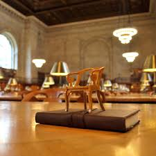 rose main reading room miniature chair u2013 the new york public