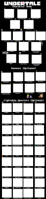 Character Memes - undertale character meme template huge update by stocking star