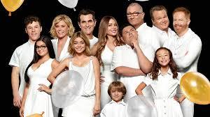 modern family sky