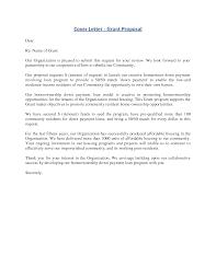 Cover Letter For Non Profit Organization cover letter and non