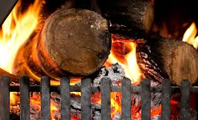 step by step guide to building a roaring fire in your fireplace