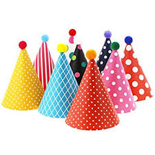 birthday hats vesil kids birthday party hats assorted kitchen dining